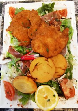 restaurant-marseille-13009-le-gepetto-italien-pizzeria-plat-viande-escalope-milanaise